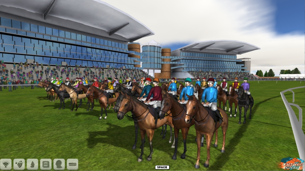 horse racing games online for free